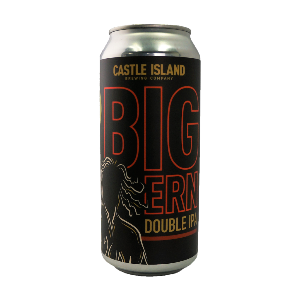 Big Ern Double India Pale Ale can
