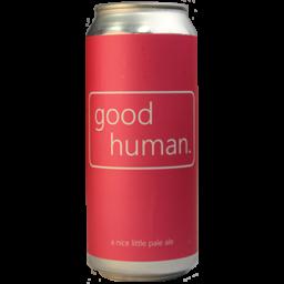 GOOD HUMAN