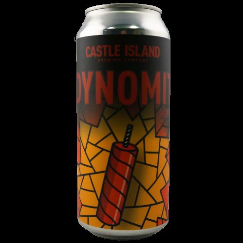 Lil' Dynomite hoppy ale