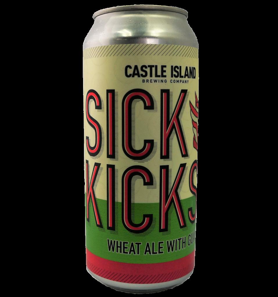 Sick Kicks can